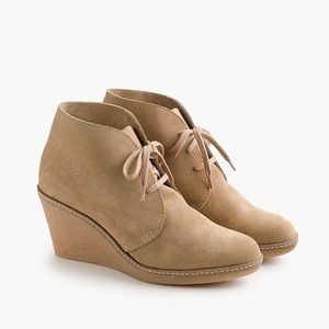J. Crew MacAlister Suede Boots | Size 9